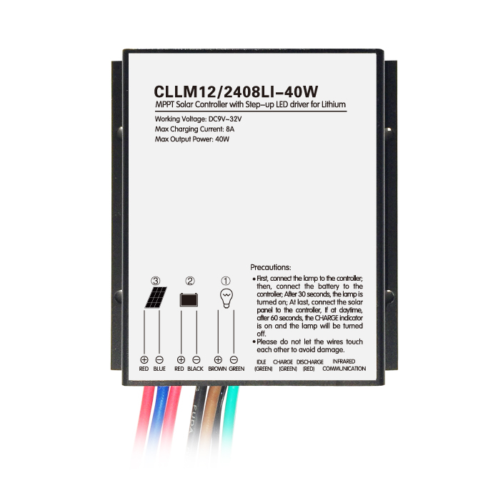 CLLM12/2408LI-40W