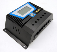 12/24/36/48V 60A PWM Solar Controller