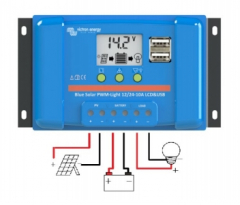 PWM--LCD&USB 12/24V & 48V