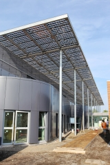 Photovoltaic Canopy 310