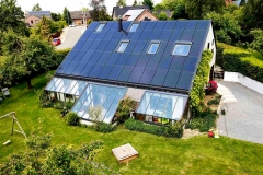 Residential Integrated PV - Full Black 250~270