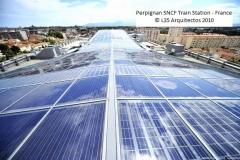 Photovoltaic Skylight 310