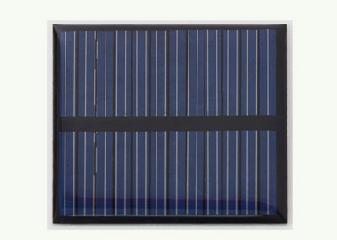 6 Volt 60mA Epoxy Solar Panel 0.36