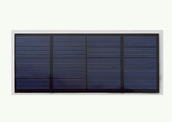 5V 1.45W PET Solar Module 1.45