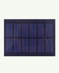 3 V 170 mA 0.51W PV Panel 0.51