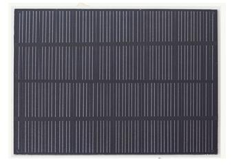 3W 5 Volt PET Solar Photovoltaic Panel
