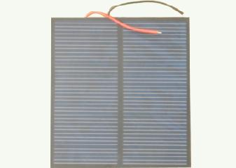 4.5V 200mA 0.9W Solar Photovoltaic Panel
