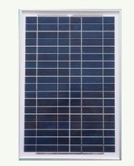 20W 18V Poly-crystalline Photovoltaic Module 20
