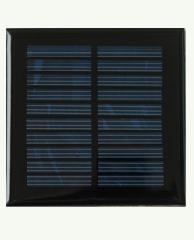 9.5 V 1.5 Wp  Epoxy Solar Panel 1.5
