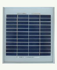 5 Watt 12 V Multi crystalline Solar Module 5
