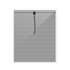 THIN FILM A-SI SOLAR PANEL,TRANSPARENT  3 LAYERS SOLAR GLASS GRAY 95