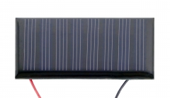60mA 4V 0.24W Solar Panel with Lead Wires 0.24