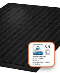 SC 255-265-96M black
