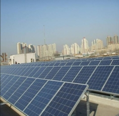 300W poly crystalline solar panels 305