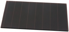 4.5V 90mA Thin Film A-Si Solar Module 0.4