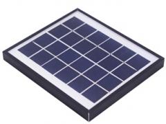 2.5W 6V Glass Solar Panel 25