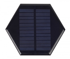 small solar module for lighting