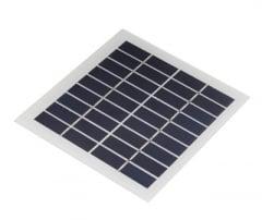 9v 1.4w frameless solar panel 1.4