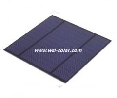 6V 550mA 3.3 Watt Solarmodule 3.3