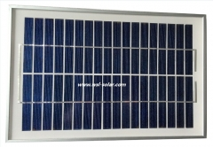 5W 18V Multi crystalline Solar Module 5