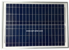 20W 18V Multi-crystalline Photovoltaic Module 20