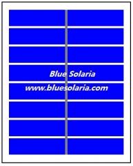 8V 1.6W Solar Panel 1.6