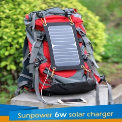 Sunpower 6W Solar Charger 6