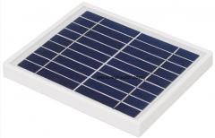 9V 3W Poly Solar Module