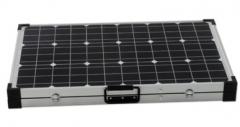 Portable solar panel 2x60w 120