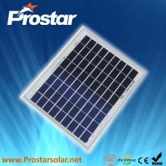 5W Poly Solar Panel 5