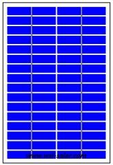 4W 16V Solarmodule PV Panel 4