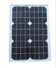 18V 10W Mono Solar Panel 10