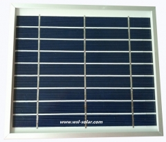 4.5V 3W Poly Crystalline Photovoltaic Solar Module 3