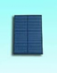 0.55W 5.5V Photovoltaic Panel 0.55