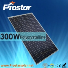 300W Poly Solar Modules 300
