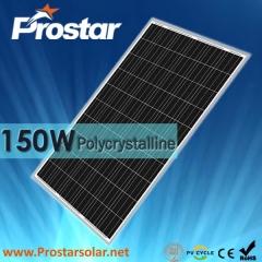 150W Poly Solar Panel 150