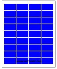 Solar Module 4 Watt 9 Volt 4