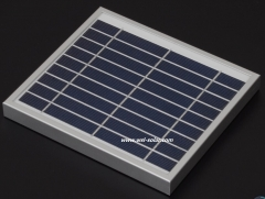 3 Watt 4.5 Volt Solar Module with frame