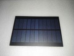 5.5V PET Solar Panel, 1.8W 1.8