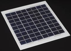 7W Solar Panel 18V 7