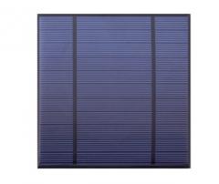 5.5V 3.7W PET Panel, OEM Solar Panel 3.7