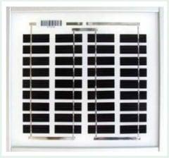 4.5W 16.5V Solar Panel with frame 4.5