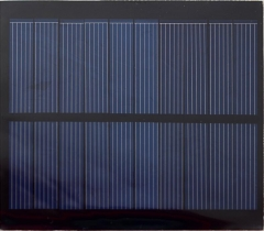 5V solar panel for lawn lights 1.1