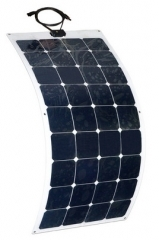 100W 18V High efficiency Sunpower Solar Panel 100