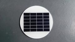 1.2W 6V Round Solar Panel, circular photovoltaic module 1.2