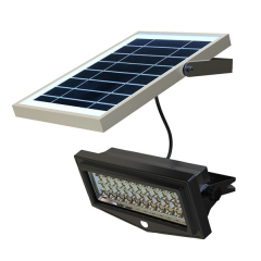 8W solar panel for park lights