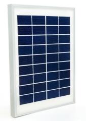 9V 5W Polycrystalline Solar Panel 5