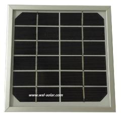 6V 1.8W Mono-Crystalline Solar Panel 1.8