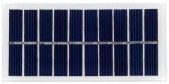 0.1A 5V 0.5 Wp solar panel 0.5