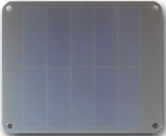 2W 5V 400mA PET Solar Panel 2